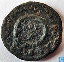 Roman Empire Thessalonica AE3 Kleinfollis of Emperor Constantine II AD 324.