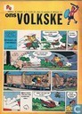 Comics - Ons Volkske (Illustrierte) - 1972 nummer  15