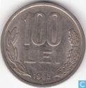 Roumanie 100 lei 1993