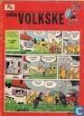 Bandes dessinées - Ons Volkske (tijdschrift) - 1972 nummer  41