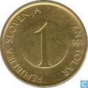 Slovenië 1 tolar 1999