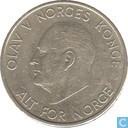 Coins - Norway - Norway 5 kroner 1963