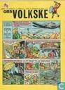 Bandes dessinées - Ons Volkske (tijdschrift) - 1966 nummer  5