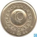 Noorwegen 10 kroner 1983