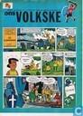 Bandes dessinées - Ons Volkske (tijdschrift) - 1972 nummer  4