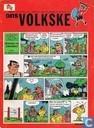 Bandes dessinées - Ons Volkske (tijdschrift) - 1972 nummer  9