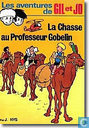 La chasse au professeur Gobelin