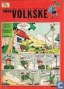 Bandes dessinées - Ons Volkske (tijdschrift) - 1972 nummer  5