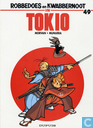 Comic Books - Spirou and Fantasio - Robbedoes en Kwabbernoot in Tokio