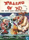 Comic Books - Mort & Phil - De kist met tien sloten