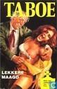 Strips - Taboe - Lekkere maagd