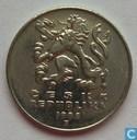 Czech Republic 5 korun 1996