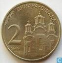 Servië 2 dinara 2003