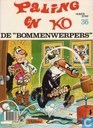 Comic Books - Mort & Phil - De ''bommenwerpers''