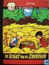 Comics - Peter + Alexander - De schat van de zeerover