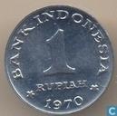 Indonesië 1 rupiah 1970