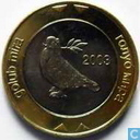Bosnia and Herzegovina 2 konvertible marka  2003
