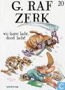 Strips - G. Raf Zerk - Wie laatst lacht, dood lacht!