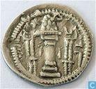 Sassaniden Airon AR Drachme Peroz, 459-484
