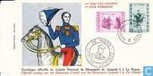 Léopold I arrivée en Belgique