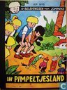 Comic Books - Jeremy and Frankie - In Pimpeltjesland