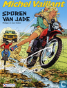 Comic Books - Michel Vaillant - Sporen van jade