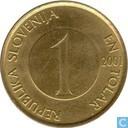 Slovenië 1 tolar 2001