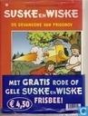 Comics - Suske und Wiske - De gevangene van Prisonov