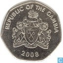 Gambia 1 dalasi 2008