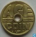 Age coin ''LBT''
