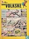 Comic Books - Ons Volkske (tijdschrift) - 1970 nummer  17