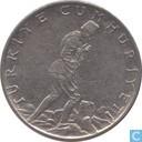 Coins - Turkey - Turkey 2½ lira 1977