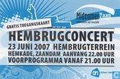 20070623 Hembrugconcert MidzomerZaan