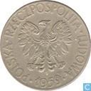 Poland 10 zlotych 1959 (Tadeusz Kosciuszko)