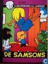 Strips - Jommeke - De Samsons