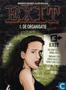 Bandes dessinées - Exit [Werber] - De organisatie