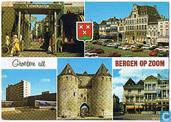 Groeten uit Bergen op Zoom