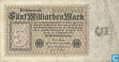 German 5 billion Mark