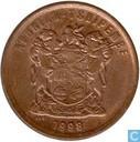 Zuid-Afrika 2 cents 1998