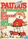 Bandes dessinées - Paulus le petit lutin - Het blokkenplan