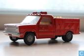 Emergency Paramedic Truck