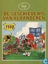 Bandes dessinées - Geschiedenis in beeld - De geschiedenis van Vlaanderen