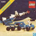 Lego 6881 Lunar Rocket Launcher