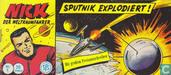 Sputnik explodiert !