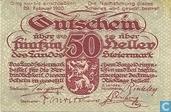Steiermark 50 Heller 1919