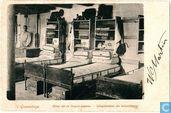 's-Gravenhage Groet uit de Oranje-kazerne - Slaapplaatsen der manschappen