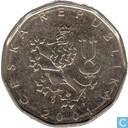 Czech Republic 2 korun 2001