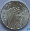 "Italië 1000 lire 1970 ""Centennial of Rome as Italian capital"""