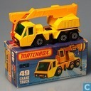 Model cars - Matchbox - Crane Truck