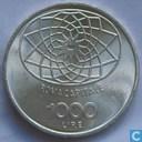 "Coins - Italy - Italy 1000 lire 1970 ""Centennial of Rome as Italian capital"""